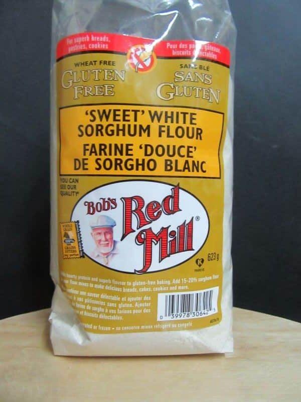 Bob's Red Mill Sweet White Sorghum Flour