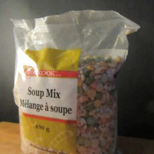 Dried Soup Bean Mix