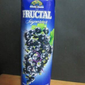 Fructal Black Currant juice