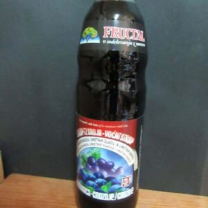 Fructal Blueberry Syrup