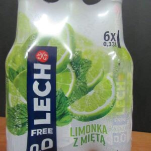 Lech 0% with Lime
