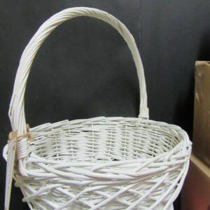 White Willow Basket