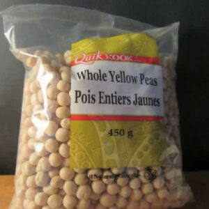 Whole Yellow Peas