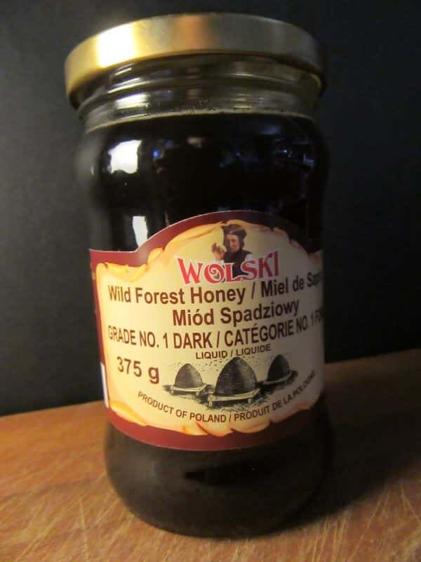 Wolski Wild Forest Honey
