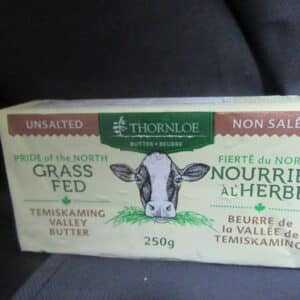 Thornloe Unsalted Grass Fed Butter