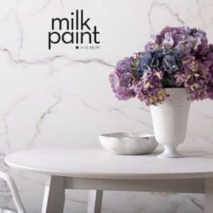 Marble Milk Paint