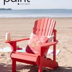 Hawaiian_Hibiscus_Fusion_Milk_Paint_Muskoka Chair