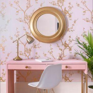 millenial pink milk paint